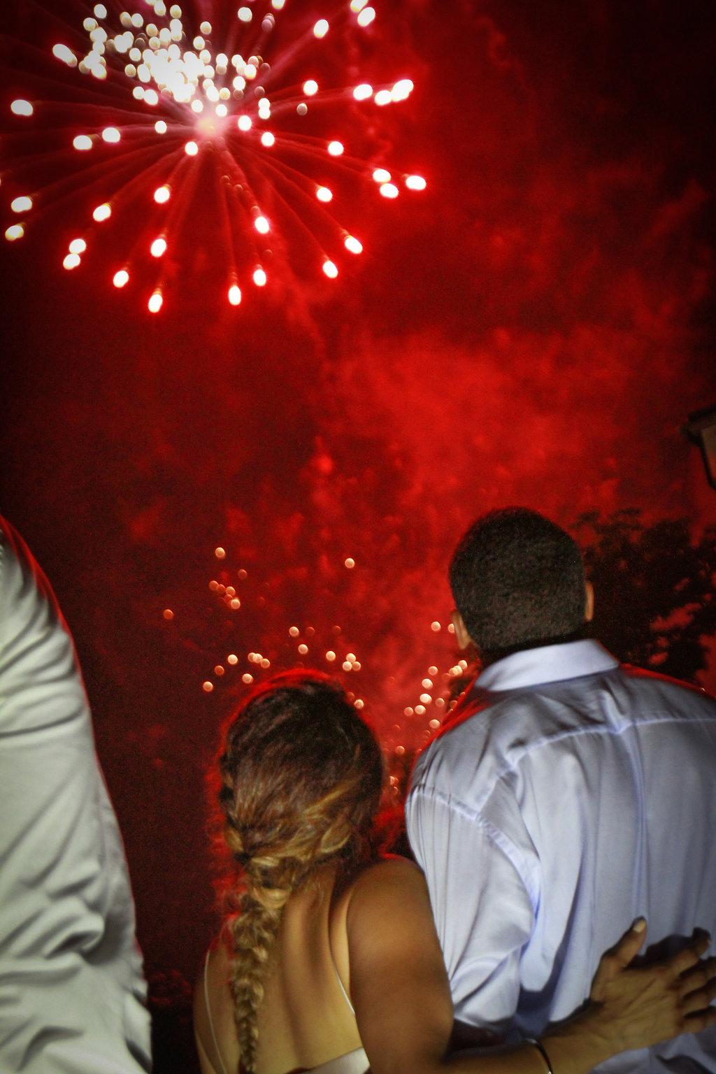 villa-caletes-fireworks